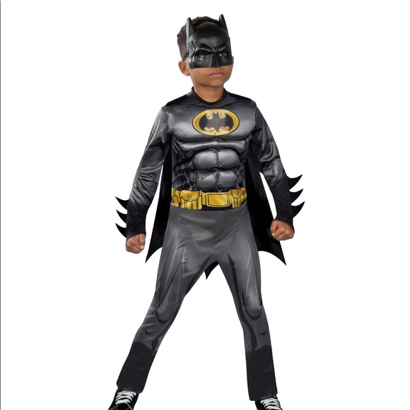 BATMAN DC BOY COSTUME